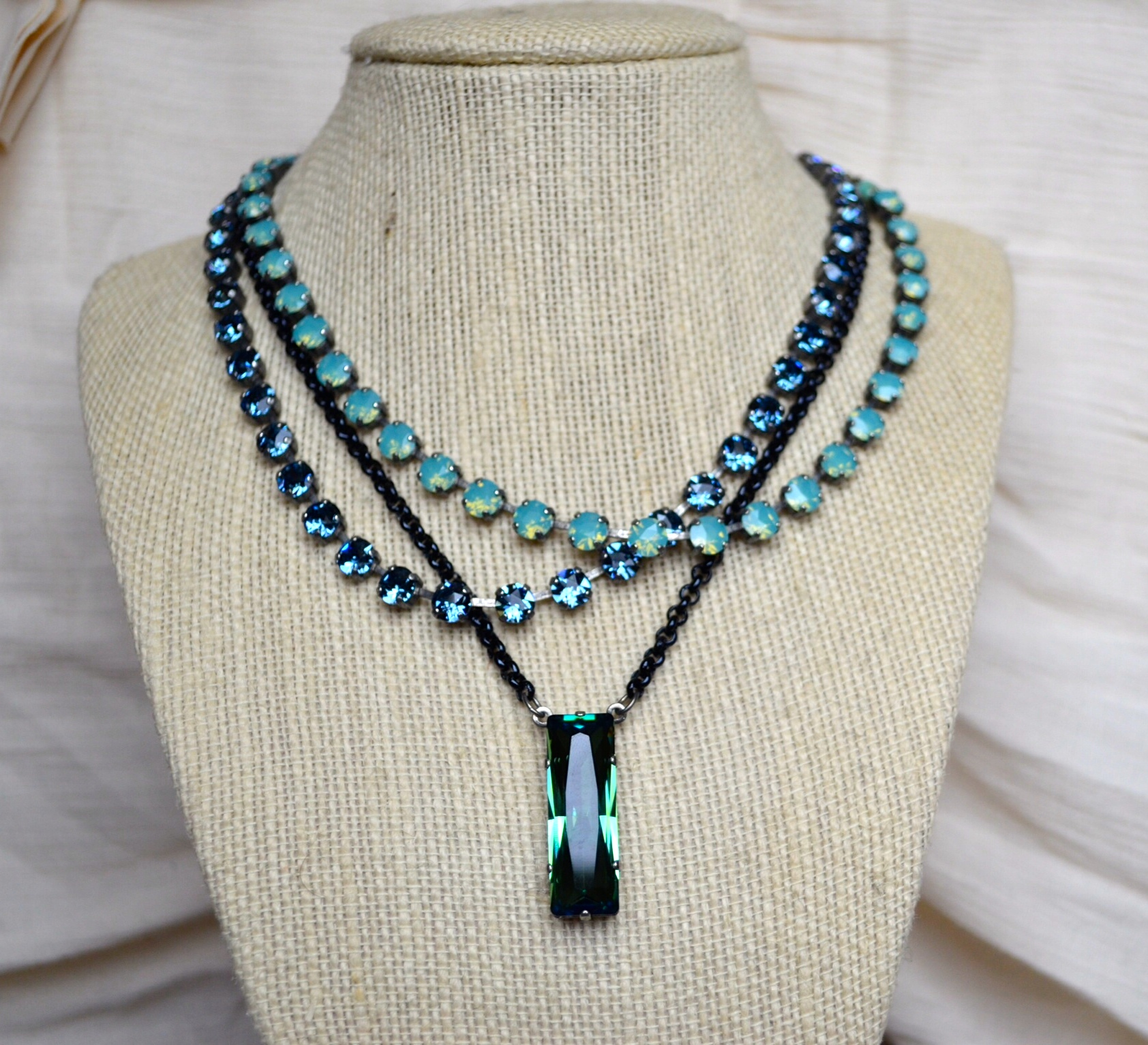 Sabika look necklace -  My Favorite Pieces This Spring Summer Collection Would Have To Be The Stretchy Bracelets Yes I Know They Are Not Usually The First Pieces You Look At